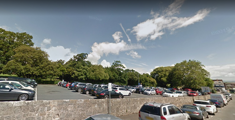 Photo of Northwood House car park