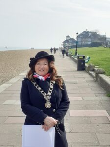 Mayor of Cowes, for decorative purposes